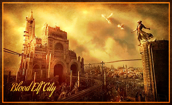 steampunk landscape by grimdreamart - photo #31