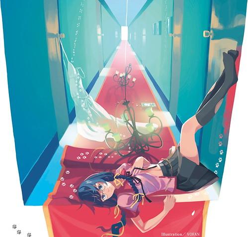 121201(3) – 小說家「西尾維新」代表作《貓物語(黑)》改編動畫版,為『全物語10作品動畫化』鳴響第一砲!