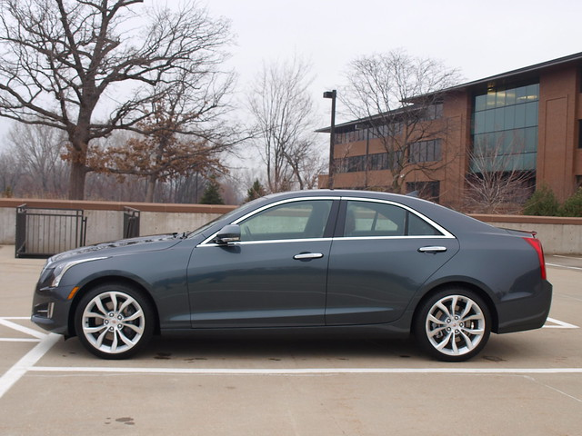 2013 Cadillac ATS 2.0T AWD Premium 18