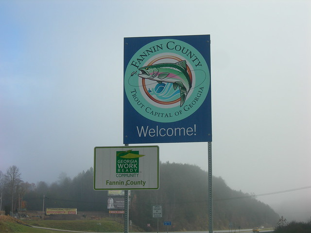Photos Welcome to County Signs