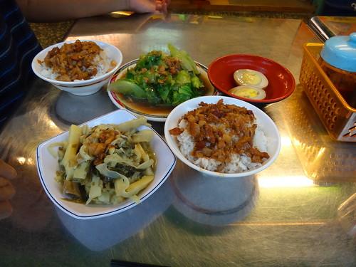 昼食:The lunch
