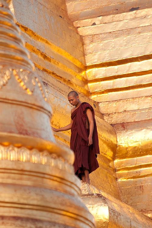 Shwedagon, Yangon, Myanmar (Burma)