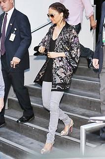 Stella McCartney Orient Trend Celebrity Style Women's Fashion