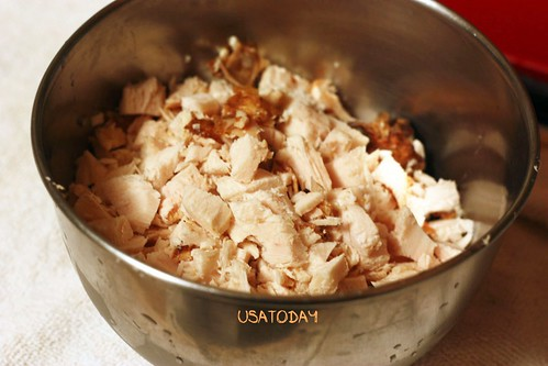 好事多烤雞玉米濃湯  Costco corn soup 4