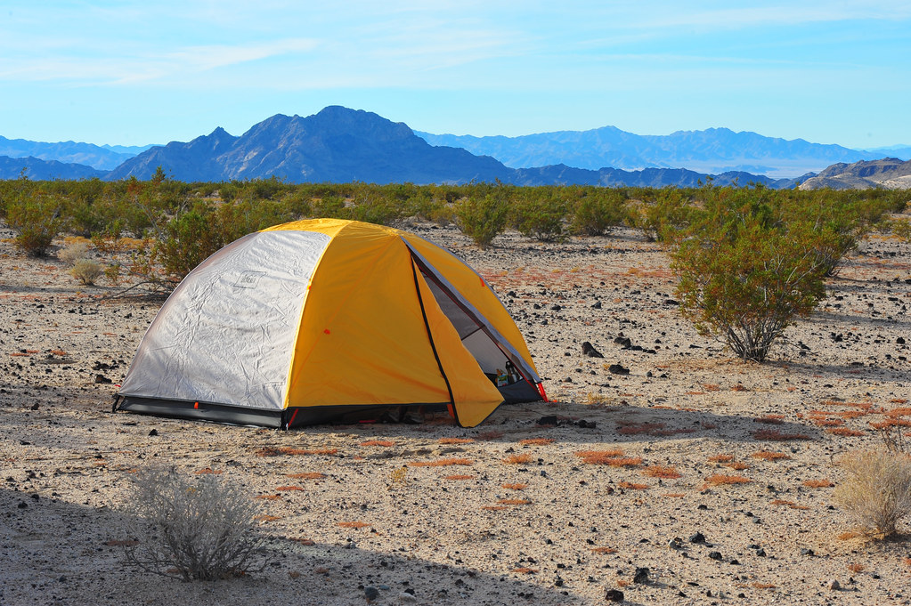 Unimproved Camping