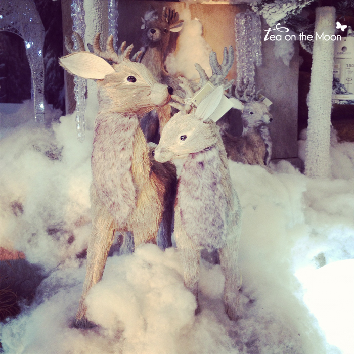 renos ciervos navidad 0