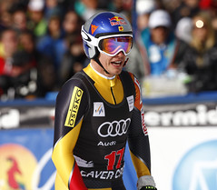 Erik Guay in Beaver Creek