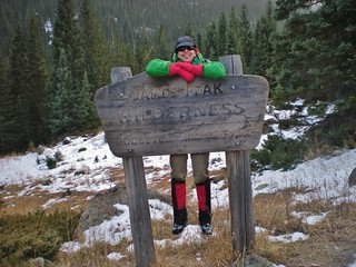 Just Hanging Around, James Peak Wilderness