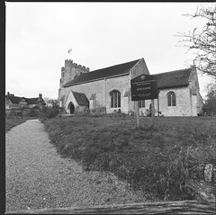 Church of St Nicholas, Nether Winchendon, Buckinghamshire