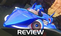 Review: Sonic & All-Stars Racing Transformed (Nintendo Wii U)