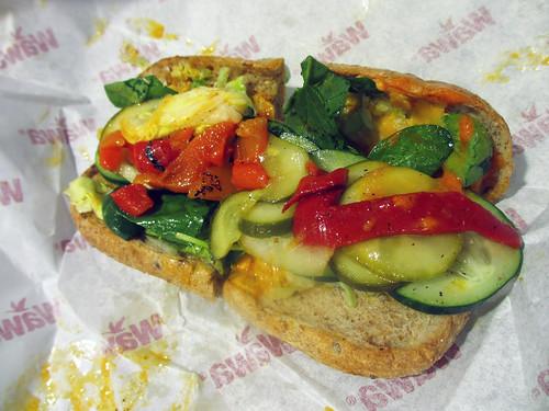 Veggie Sub from WAWA