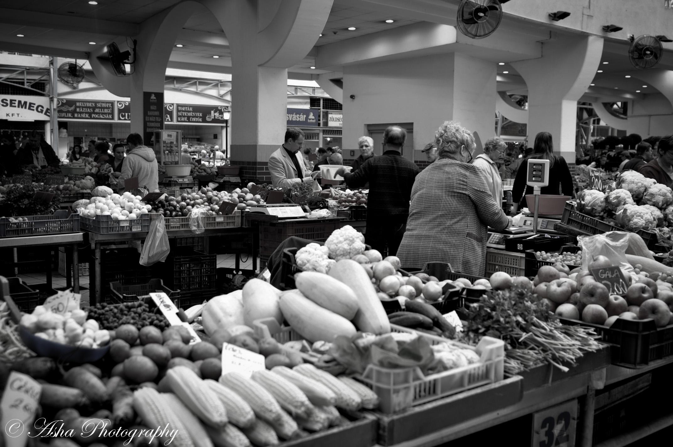 Budapest - Market