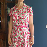 Simplicity 1880 Shirt Dress Revisited