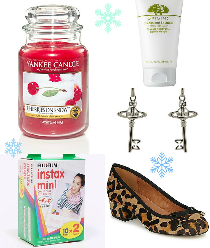 christmas wishlist 2012