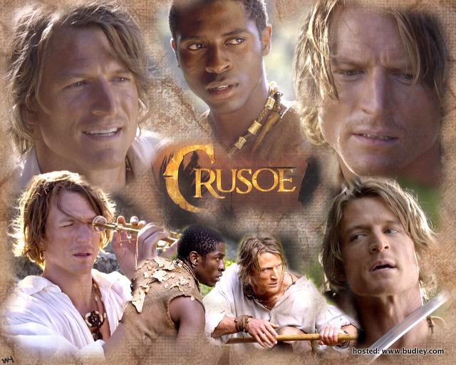 drama bersiri Crusoe