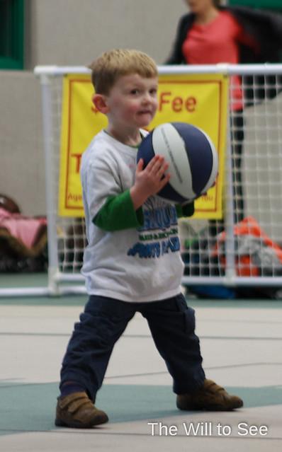 Will playing basketball