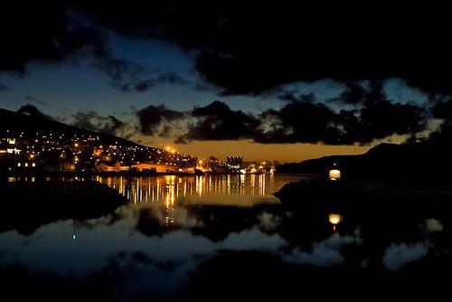 morning sky reflection clouds sunrise iceland village 500views ísland ský himinn speglun morgunn sólarupprás fáskrúðsfjörður faskrudsfjordur þorp jónínaguðrúnóskarsdóttir