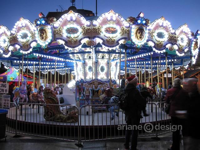 Vancouver Christmas Market 2012-13