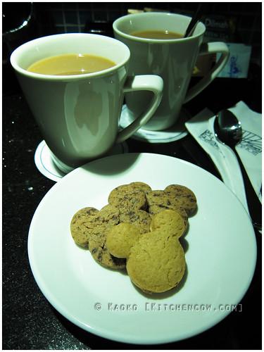 HK Disneyland - Mickey Mouse Cookies