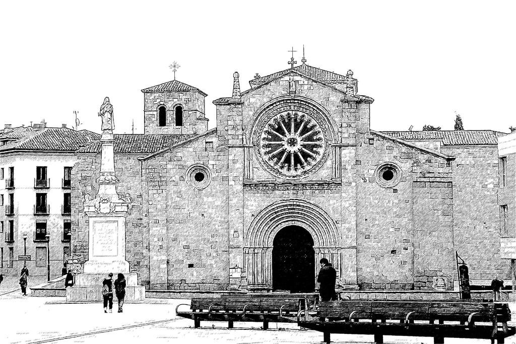 San Pedro en Ávila