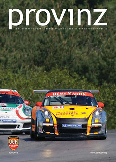 Provinz Magazine - July 2012 cover