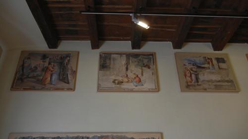 DSCN4779 _ Gli affreschi di Bartolomeo Cesi nella Certosa di Bologna, Palazzo D'Accursio (Palazzo Comunale), Bologna, 18 October