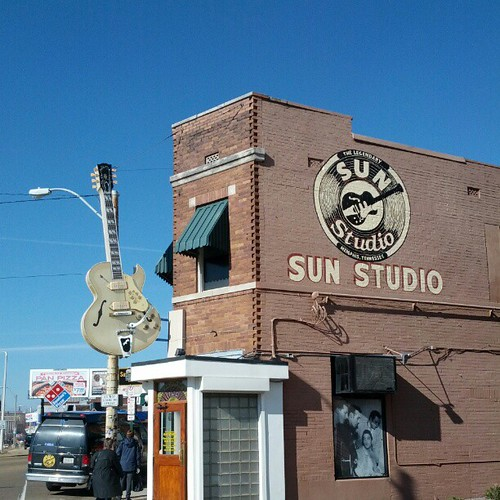 Sun Studio #nofilter