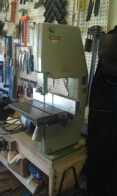 Inca Bandsaw Fence Part 3 The Fence Garagesandals
