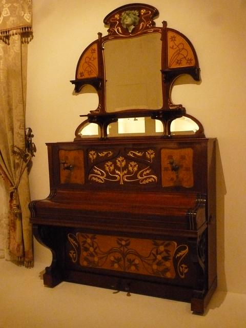 art nouveau furniture museu nacional d 39 art de catalunya
