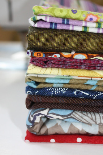 12 favorite fabrics on 12/12/12