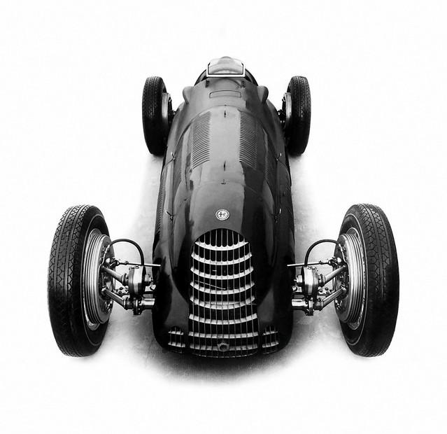 1938 Alfa-Romeo Tipo 158 Alfetta