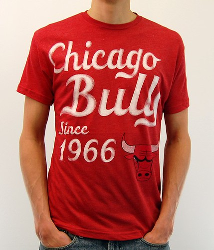 Chicago Bulls Shoeless Shirt