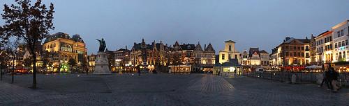 Marketplace panorama