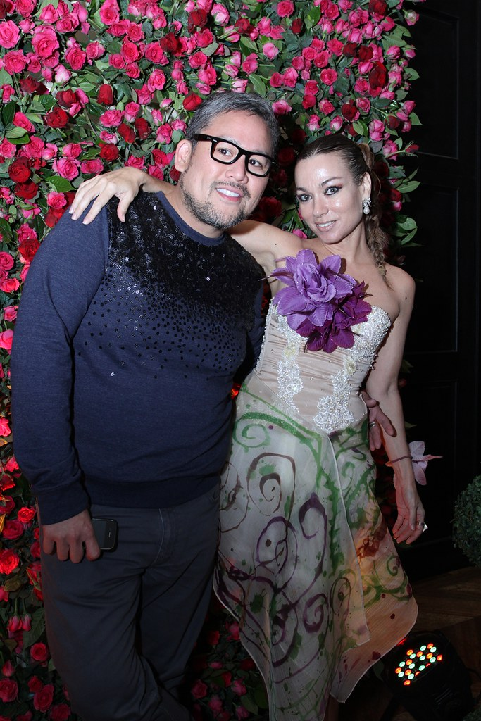 Rajo Laurel and Sabrina Artadi