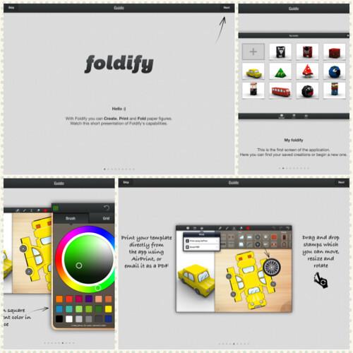 foldify 스크린샷