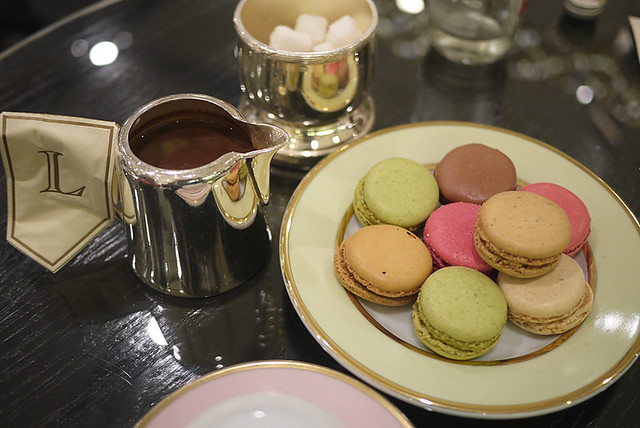 Tea Time at Laduree