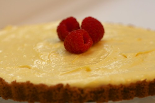Lemon Cream Cheese Tart