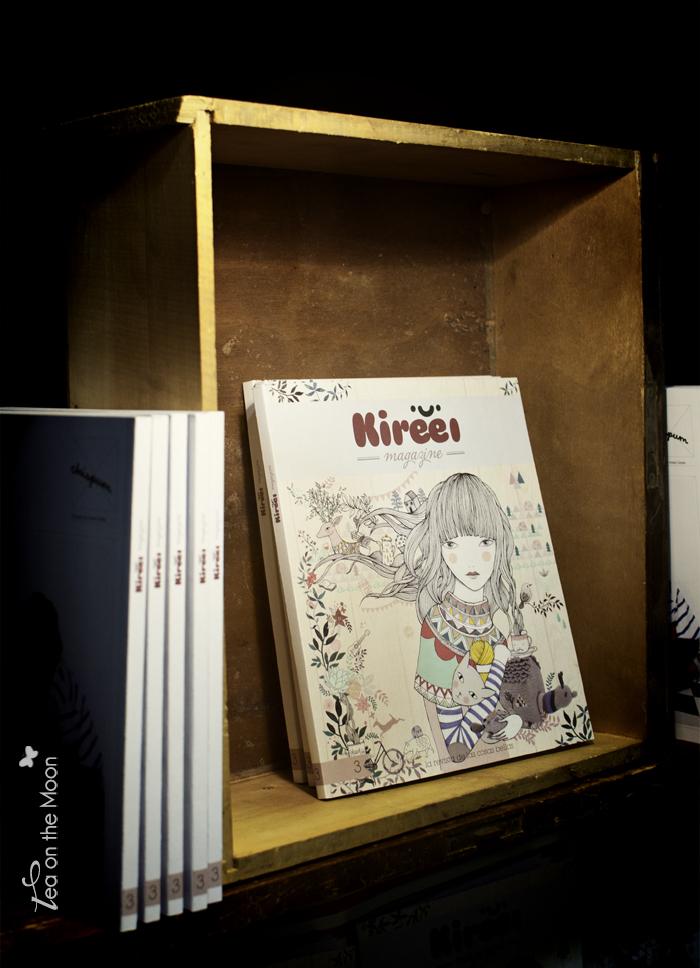 Kireei Magazine 3 Revista
