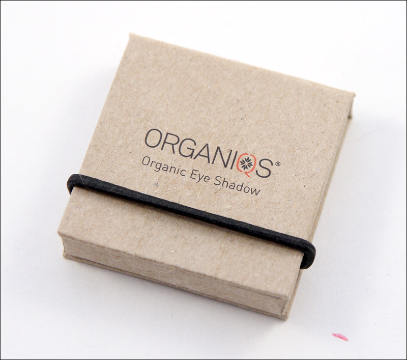 Organiqs organic eye shadow