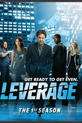 Leverage poster