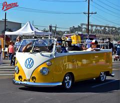 VW Bus Convertible