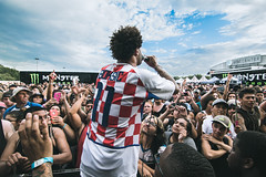Volumes - Warped Tour 2016