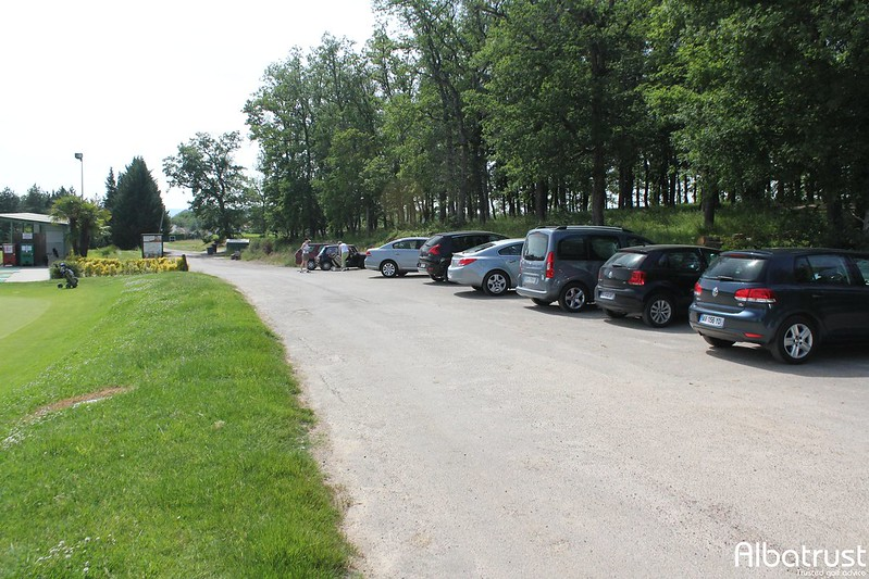 photo du golf Golf Club Agen Bon-Encontre - Parking