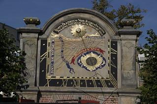 Image of Prinsentuin. groningen sundial prinsentuin sonnenuhr cadransolaire