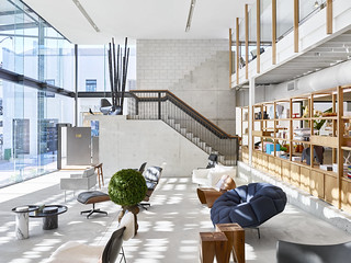 PROJ - Living Edge Showroom