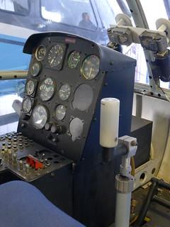 Cockpit: MBB Bo 105
