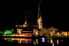 Uppsala riverfront
