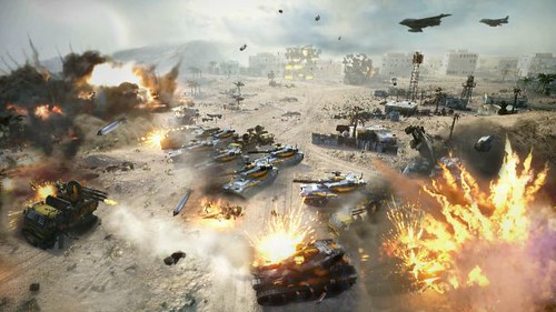 Command & Conquer Beta To Go Live In First Half Of 2013