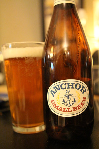 Anchor Brewing Small Beer