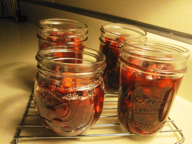Cranberry/Orange Chutney
